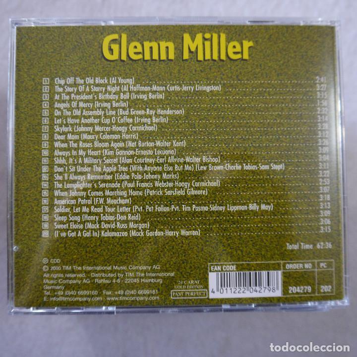 CDs de Música: GLENN MILLER - PAST PERFECT 24 CARAT GOLD EDITION - BOX CON 10 CDS - Foto 9 - 203067340