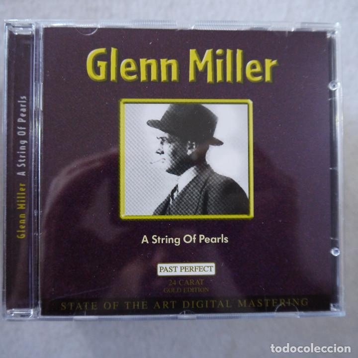 CDs de Música: GLENN MILLER - PAST PERFECT 24 CARAT GOLD EDITION - BOX CON 10 CDS - Foto 10 - 203067340