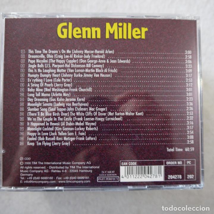 CDs de Música: GLENN MILLER - PAST PERFECT 24 CARAT GOLD EDITION - BOX CON 10 CDS - Foto 11 - 203067340
