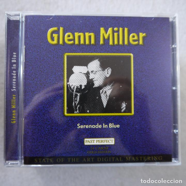 CDs de Música: GLENN MILLER - PAST PERFECT 24 CARAT GOLD EDITION - BOX CON 10 CDS - Foto 12 - 203067340