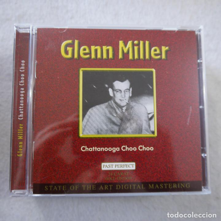 CDs de Música: GLENN MILLER - PAST PERFECT 24 CARAT GOLD EDITION - BOX CON 10 CDS - Foto 16 - 203067340