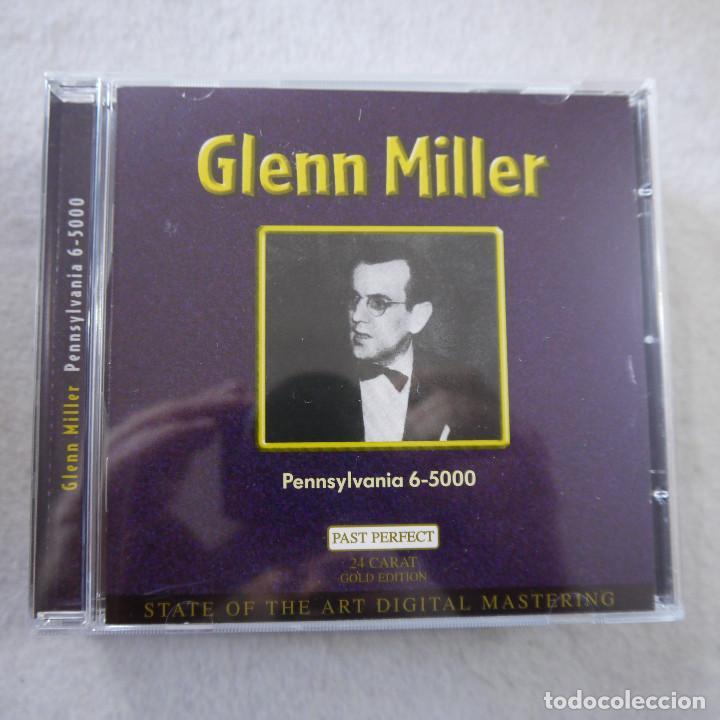CDs de Música: GLENN MILLER - PAST PERFECT 24 CARAT GOLD EDITION - BOX CON 10 CDS - Foto 18 - 203067340