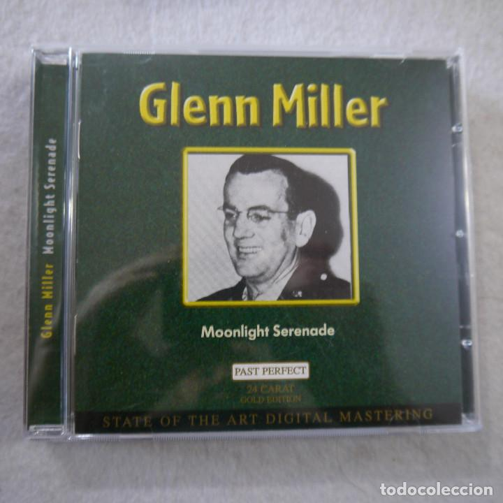 CDs de Música: GLENN MILLER - PAST PERFECT 24 CARAT GOLD EDITION - BOX CON 10 CDS - Foto 22 - 203067340