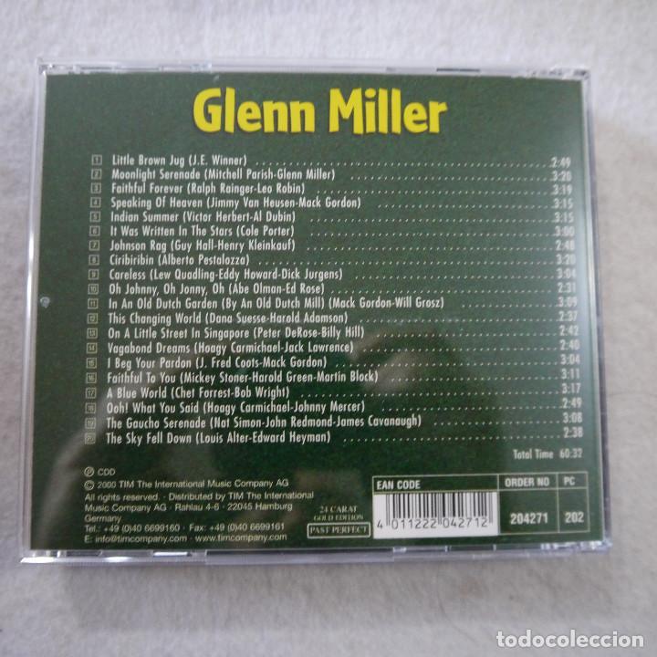 CDs de Música: GLENN MILLER - PAST PERFECT 24 CARAT GOLD EDITION - BOX CON 10 CDS - Foto 23 - 203067340