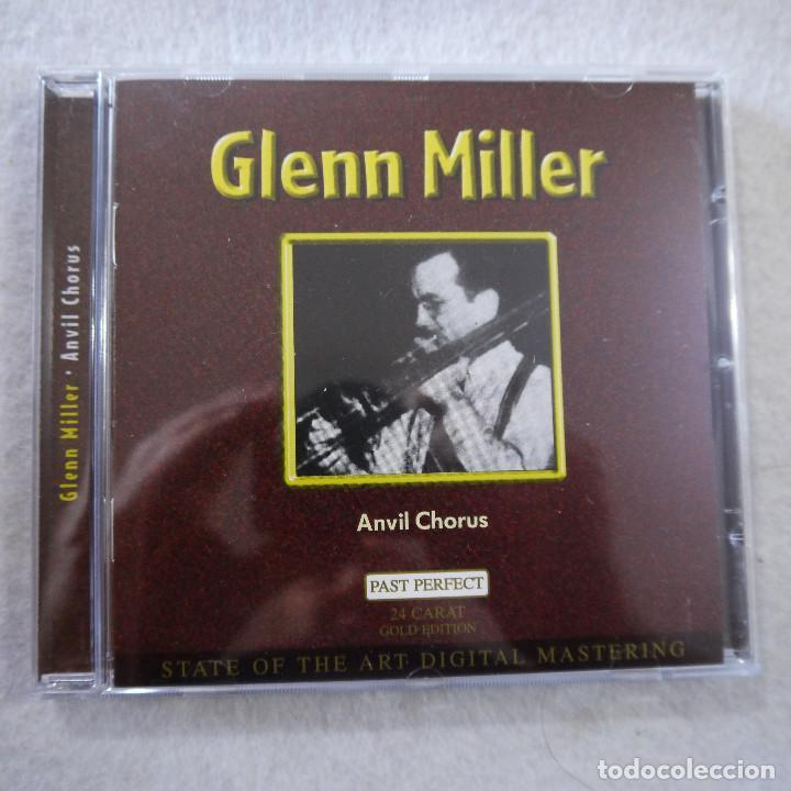 CDs de Música: GLENN MILLER - PAST PERFECT 24 CARAT GOLD EDITION - BOX CON 10 CDS - Foto 24 - 203067340