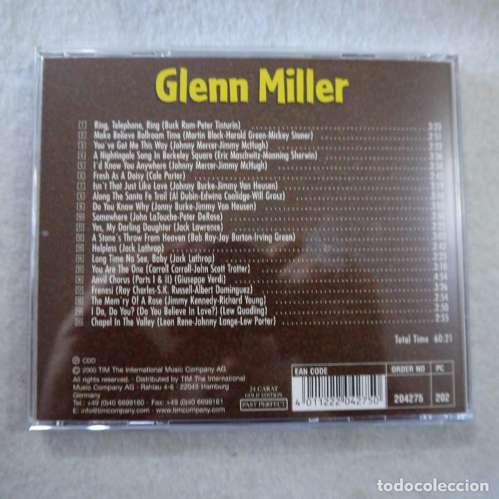 CDs de Música: GLENN MILLER - PAST PERFECT 24 CARAT GOLD EDITION - BOX CON 10 CDS - Foto 25 - 203067340