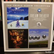 CD di Musica: DREAM THEATER - THE TRIPLE ALBUM COLLECTION - 3 CD'S. Lote 203078493