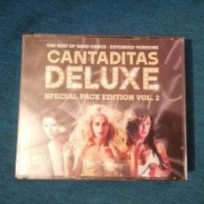 CDs de Música: LIQUIDACIÓN TOTAL CANTADITAS DELUXE SPECIAL PACK EDITION VOL.2 3CD PRECINTADO. Lote 203104781