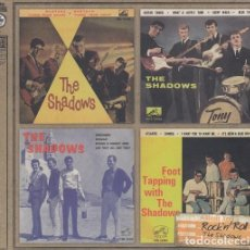 CDs de Música: THE SHADOWS - CD RECOPILACION MUSIC AGES. Lote 203110665