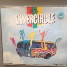 CDs de Música: INNER CIRCLE - OB-LA-DI OB-LA-DA CD SINGLE. Lote 203143117
