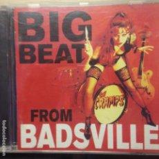 CDs de Música: THE CRAMPS - BIG BEAT FROM BADSVILLE. Lote 203146892