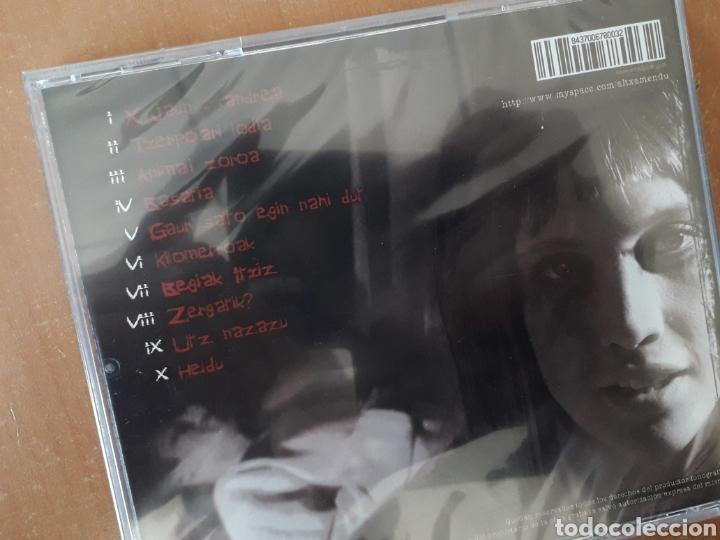 CDs de Música: CD Altxamendu. Animali zoroa. Precintado. - Foto 2 - 203155956