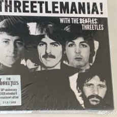 CDs de Música: THE BEATLES - THREETLEMANIA - 5 CD, ED. LIMITADA. ED. 50 ANIVERSARIO. Lote 221247910