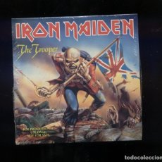 CDs de Música: IRON MAIDEN THE TROOPER CD PROMO PRECINTADO. Lote 203184268