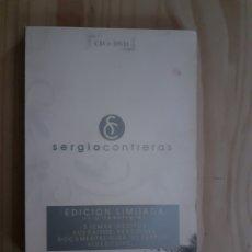 CDs de Música: CD+ DVD DE SERGIO CONTRERAS, AÑO 2007. Lote 203189147