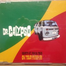 CDs de Música: DR CALYPSO CD SINGLE AQUESTA NIT - PLAN 10 - TOXIC - SALA BIKINI BARCELONA 14-09-2000. Lote 203200926