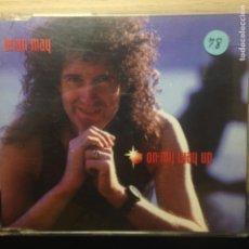 CDs de Música: BRIAN MAY - ON MY WAY UP - CD SINGLE. Lote 203203587