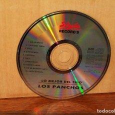 CDs de Música: LOS PANCHOS - LO MEJOR DEL TRIO - SOLO CD SIN CARATULA, NI CAJA COMO NUEVO. Lote 261691540