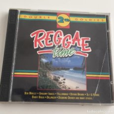 CDs de Música: REGGAE TIME - DOUBLE GOLDIES - 2 DISCOS - MOVIEPLAY - 1994. Lote 203233403