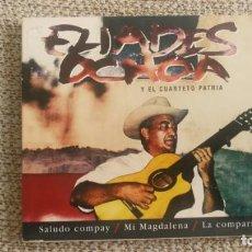CDs de Música: CD SINGLE PROMO / ELIADES OCHOA - SALUDA COMPAY EXC. Lote 203233721