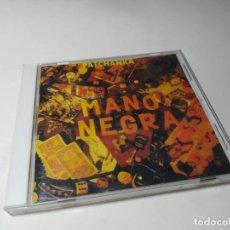 CD de Música: CD - MUSICA - MANO NEGRA – PATCHANKA ( SIGNOS VISIBLES PERO FUNCIONA 100%). Lote 203236953