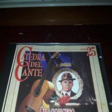 CDs de Música: CATEDRA DEL CANTE VOL. 25. CHACONCITO. 1915-19.?. EDICION DE 1996.. Lote 203244923
