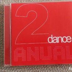 CDs de Música: CD LP DANCE BLANCO & NEGRO - 2 DANCE ANUAL / 19 TRACKS EXC. Lote 203245805