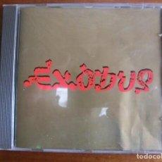 CD de Música: BOB MARLEY & THE WAILERS – EXODUS. Lote 203279218