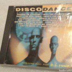 CDs de Música: DISCO DANCE. INTERPRETADO POR D. J. JUMP. Lote 203291253