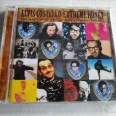 CDs de Música: ELVIS COSTELLO - EXTREME HONEY - CD. Lote 203302790