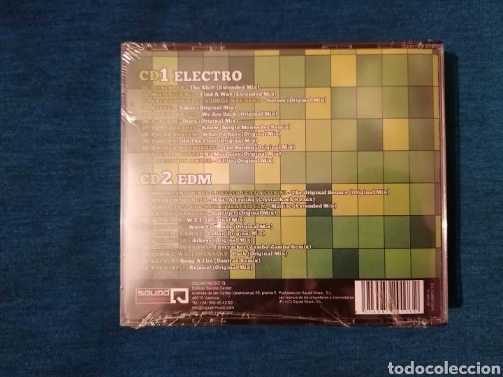 CDs de Música: PEDIDO MÍNIMO 5€ ONLY FOR DEEJAYS ELECTRO & EDM EDITION VOL.1 2CD PRECINTADO - Foto 2 - 203303456