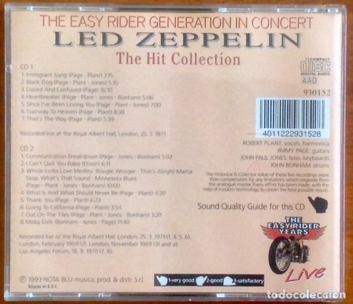CDs de Música: Led Zeppelin - The Hit Collection - Foto 2 - 191630682