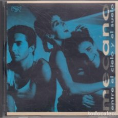 CDs de Música: MECANO - ENTRE EL CIELO Y EL SUELO - CD EDITADO EN ESTADOS UNIDOS #. Lote 203319261