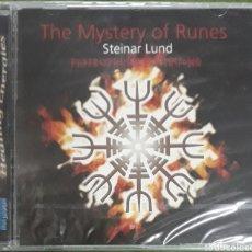 CDs de Música: CD'S THE MYSTERY OF RUNES. Lote 203320285