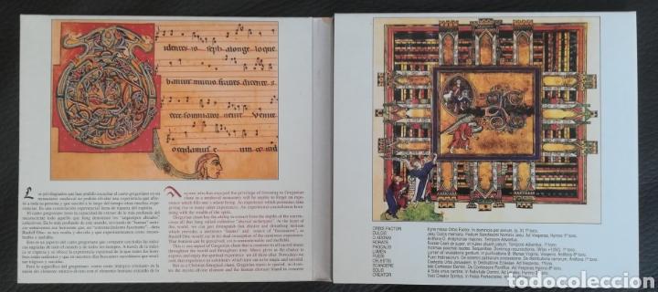CDs de Música: Ecos del Espíritu Melodías Gregorianas - Foto 3 - 203377901