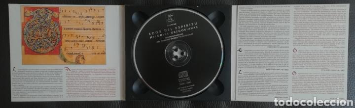 CDs de Música: Ecos del Espíritu Melodías Gregorianas - Foto 4 - 203377901