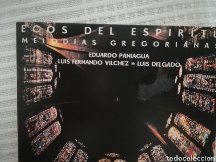 CDs de Música: Ecos del Espíritu Melodías Gregorianas - Foto 5 - 203377901