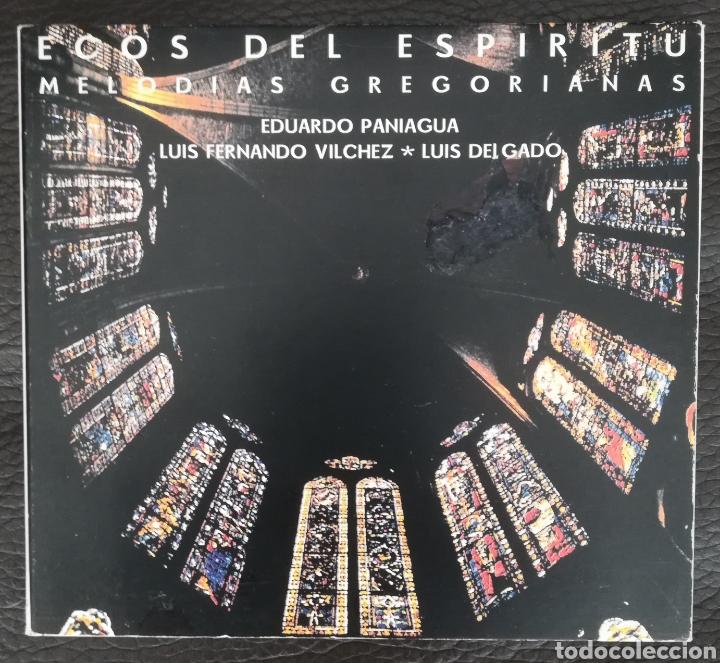 ECOS DEL ESPÍRITU MELODÍAS GREGORIANAS (Música - CD's World Music)