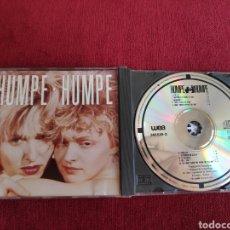 CDs de Música: HUMPE - HUMPE - CD ALBUM. Lote 203438196
