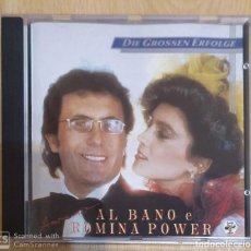 CDs de Música: AL BANO & ROMINA POWER (AMORE MIO) CD 1987. Lote 203458305