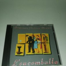 CDs de Música: COMPANYIA ELECTRICA DHARMA, L' OUCOMBALLA. Lote 203544571