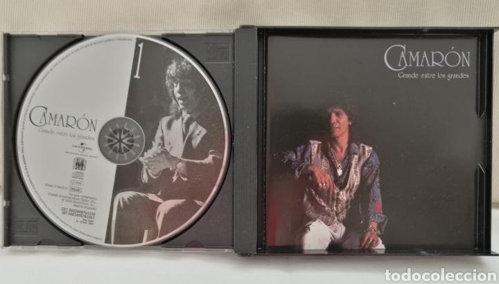 CDs de Música: Camarón de la Isla Triple CD. - Foto 3 - 203602255