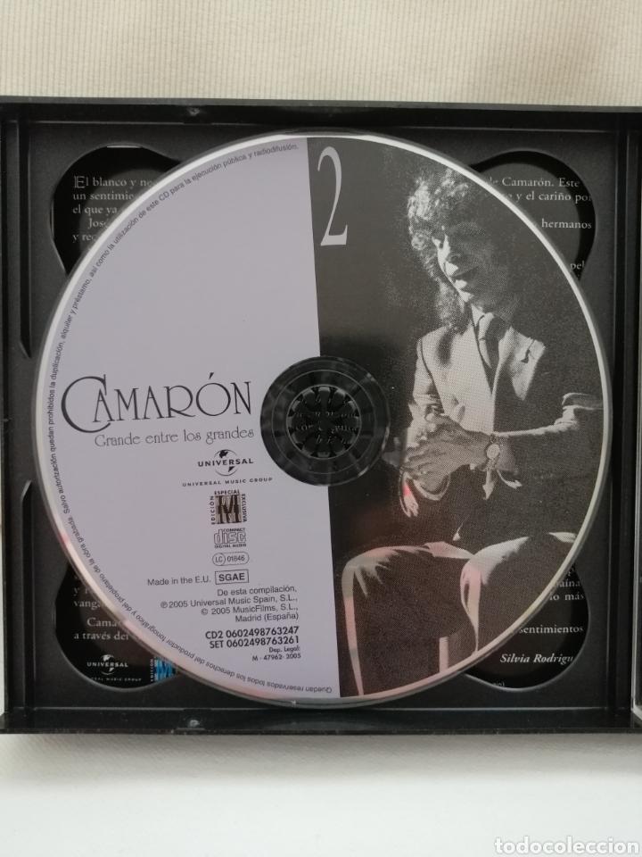 CDs de Música: Camarón de la Isla Triple CD. - Foto 5 - 203602255