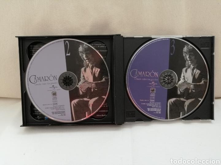 CDs de Música: Camarón de la Isla Triple CD. - Foto 7 - 203602255