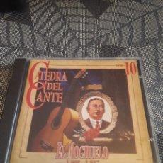 CDs de Música: CATEDRA DEL CANTE VOL. 10. EL MOCHUELO. 1908-1937. EDICION DE 1996. MUY RARO. Lote 203613391