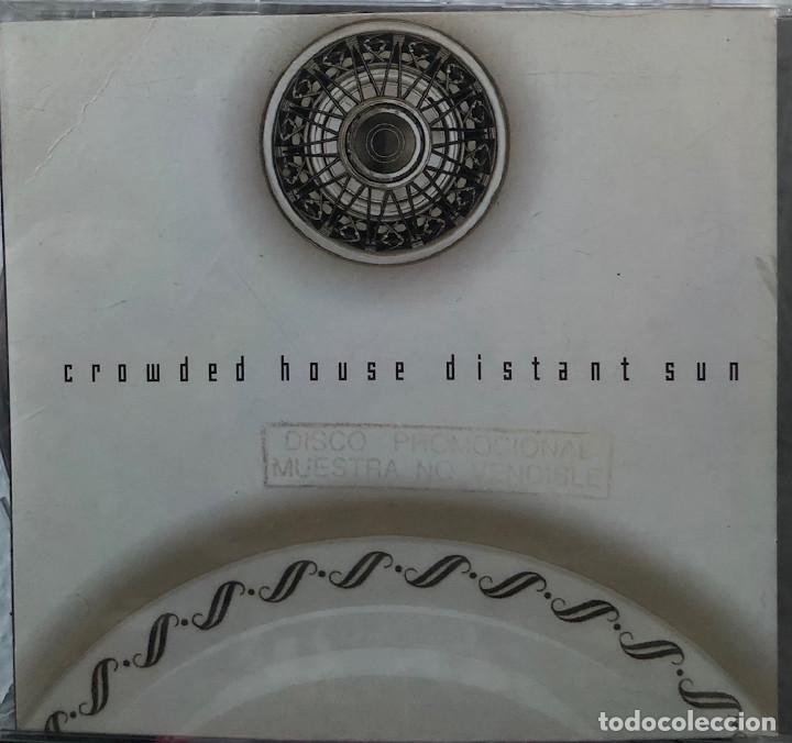 CROWDED HOUSE CD SINGLE ROCK POP (Música - CD's Rock)