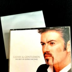 CDs de Música: GEORGE MICHAEL. Lote 203639048