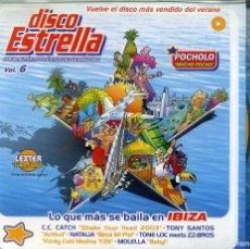 CDs de Música: DISCO ESTRELLA - VOLUMEN 6. Lote 203790921