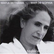 CDs de Musique: MARIA BETHÂNIA – MAR DE SOPHIA - NUEVO Y PRECINTADO. Lote 244595850