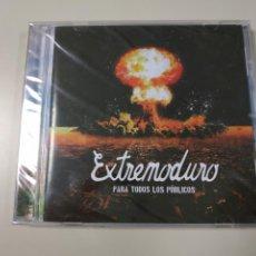 CDs de Música: 0520-EXTREMODURO PARA TODOS LOS PUBLICOS CD NUEVO PRECINTADO LIQUIDACIÓN. Lote 203813407